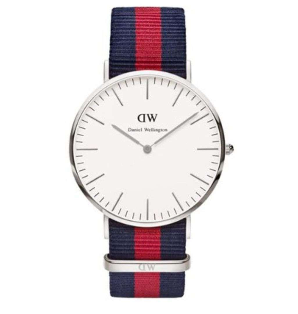 שעון יד אנלוגי daniel wellington 0201DW דניאל וולינגטון