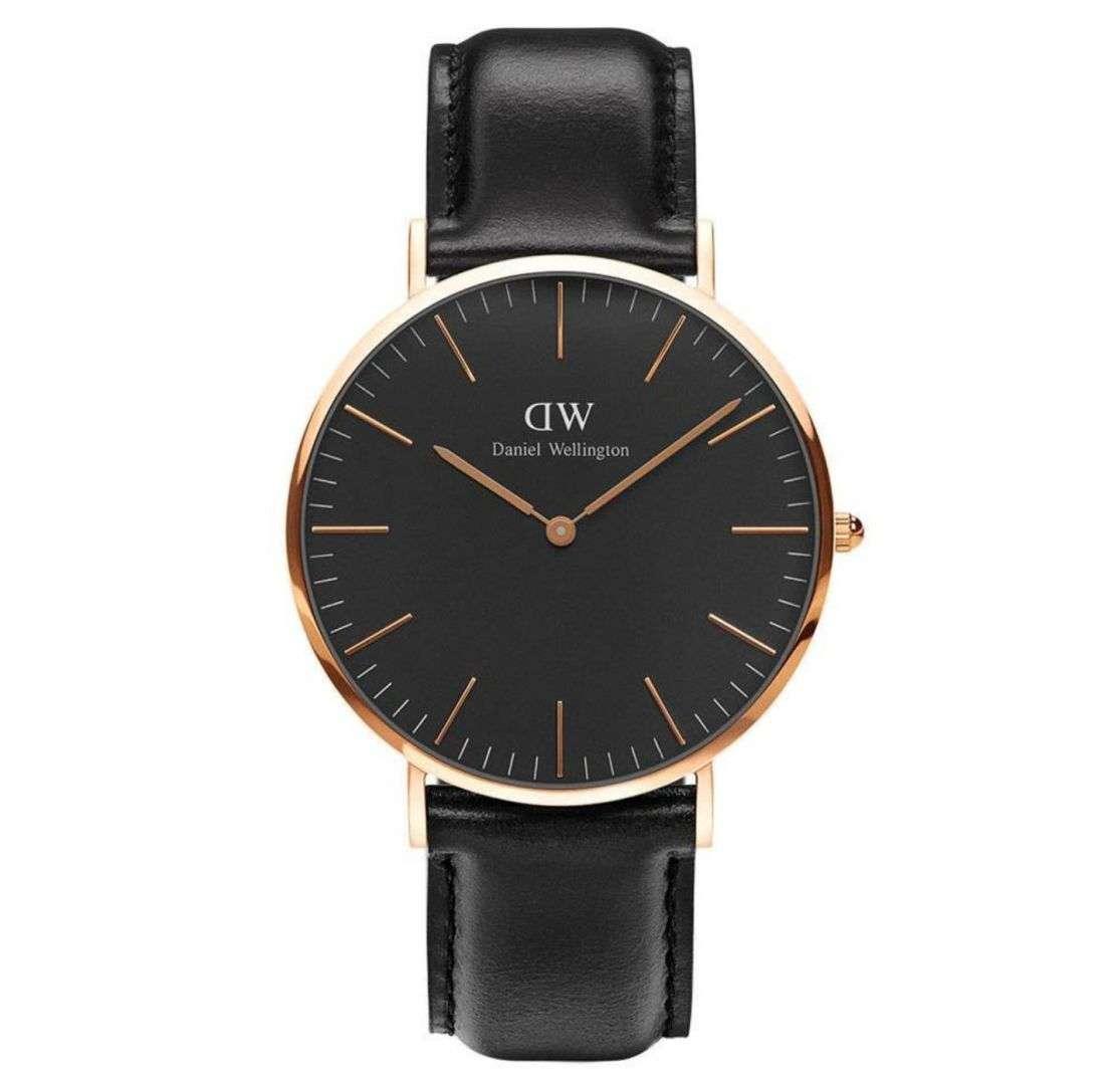 שעון יד אנלוגי daniel wellington dw00100127 דניאל וולינגטון