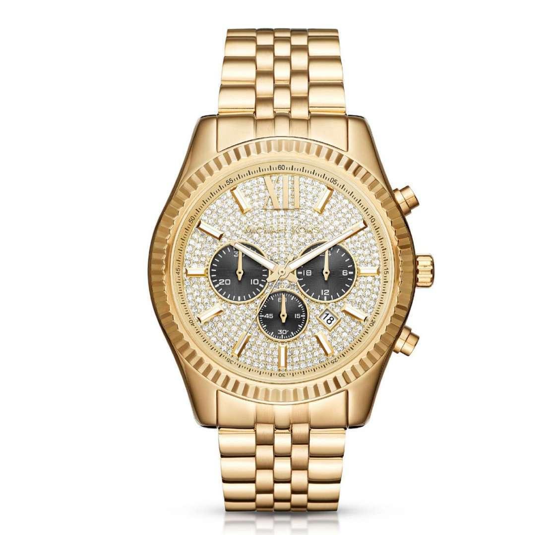 שעון יד אנלוגי לגבר michael kors mk8494 מייקל קורס