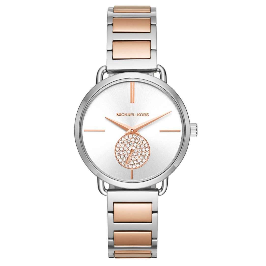 שעון יד אנלוגי לאישה michael kors mk3709 מייקל קורס