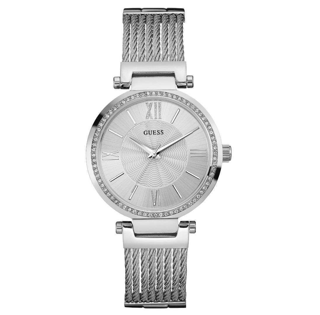שעון יד אנלוגי דגם: guess W0638L1 גס