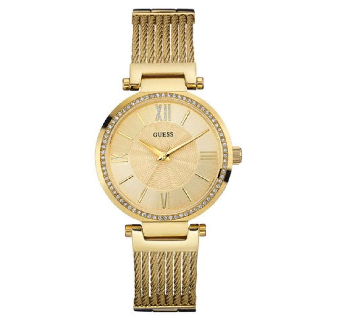 שעון יד אנלוגי דגם: guess W0638L2 גס