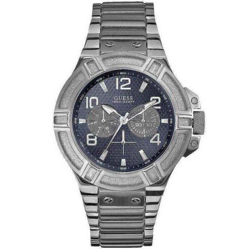 שעון יד אנלוגי דגם: guess W0218G2 גאס