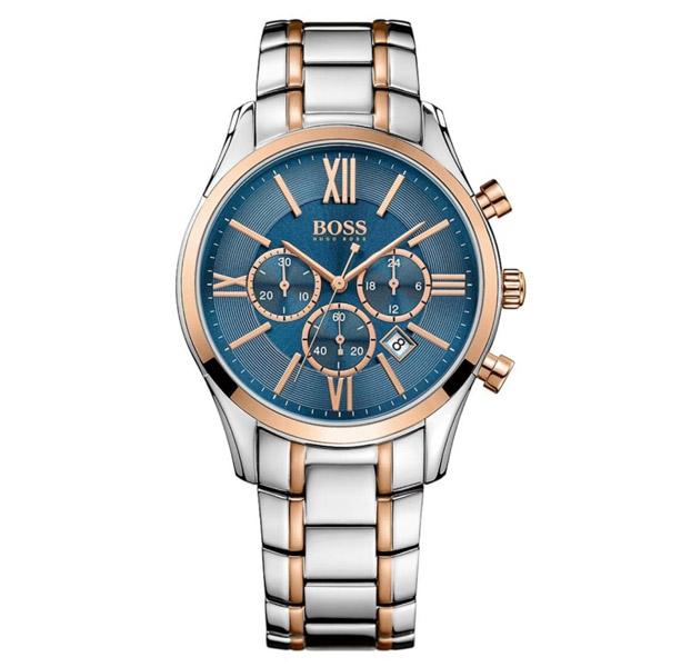 שעון יד אנלוגי לגבר hugo boss 1513321 הוגו בוס