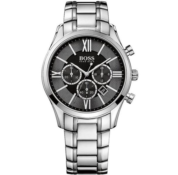 שעון יד אנלוגי לגבר hugo boss 1513196 הוגו בוס