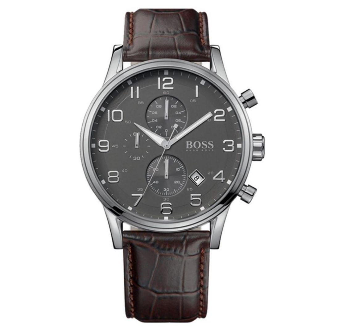 שעון יד אנלוגי לגבר hugo boss 1512570 הוגו בוס