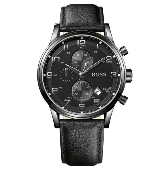 שעון יד אנלוגי לגבר hugo boss 1512567 הוגו בוס