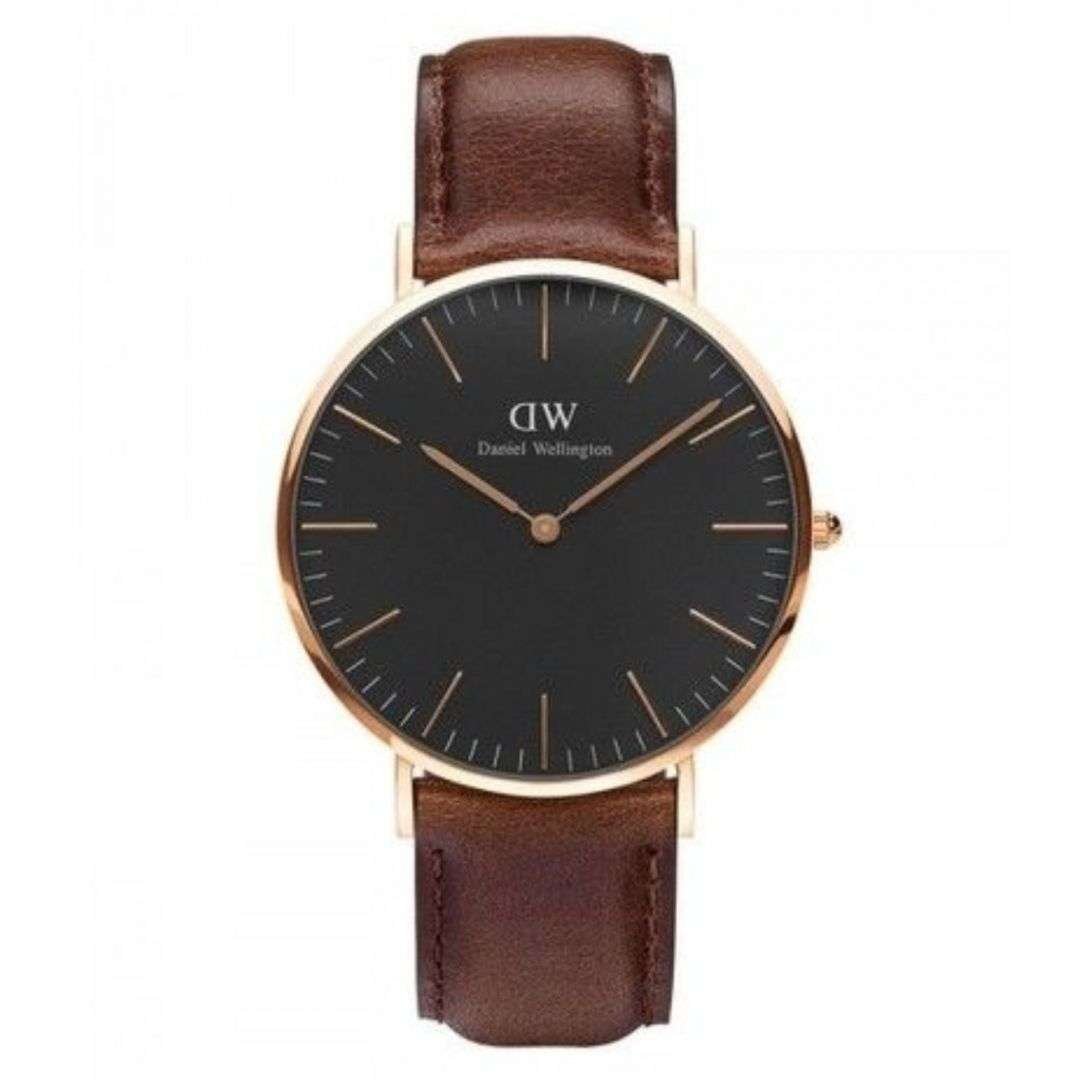 שעון יד אנלוגי daniel wellington dw00100125 דניאל וולינגטון