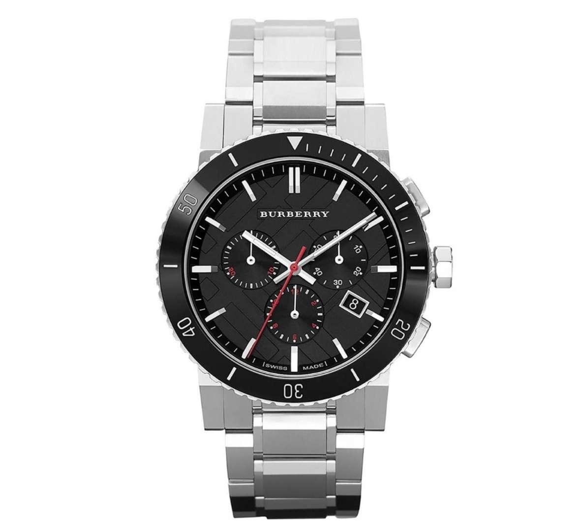 שעון יד אנלוגי burberry bu9380 ברברי
