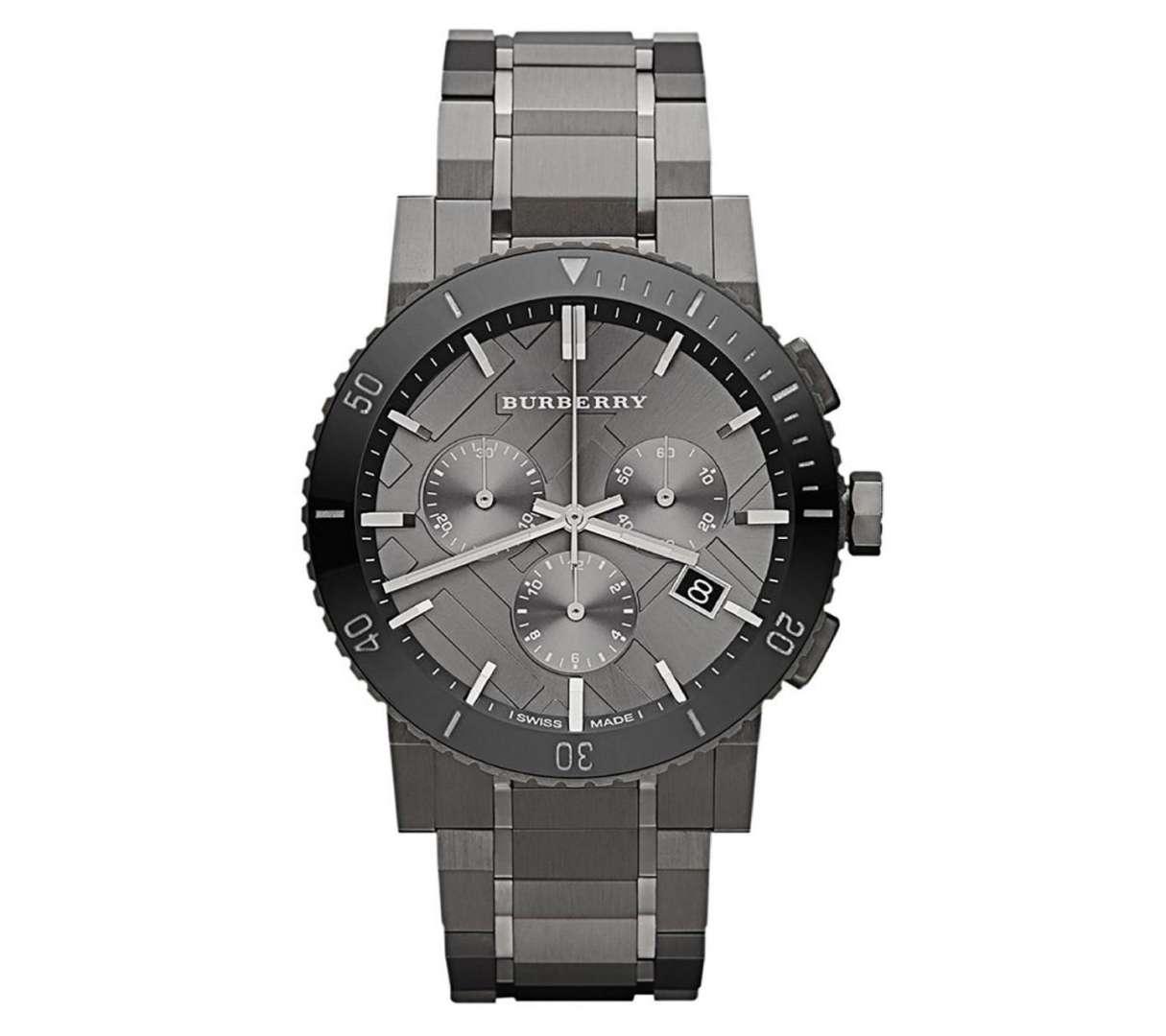 שעון יד אנלוגי burberry bu9381 ברברי