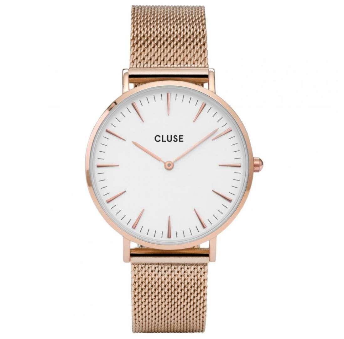 שעון יד אנלוגי cluse cl18112 קלוז
