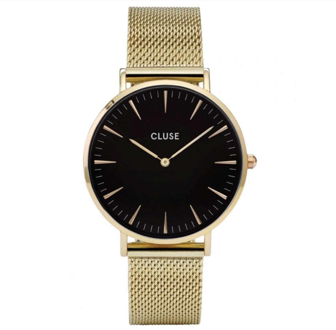 שעון יד אנלוגי cluse cl18110 קלוז