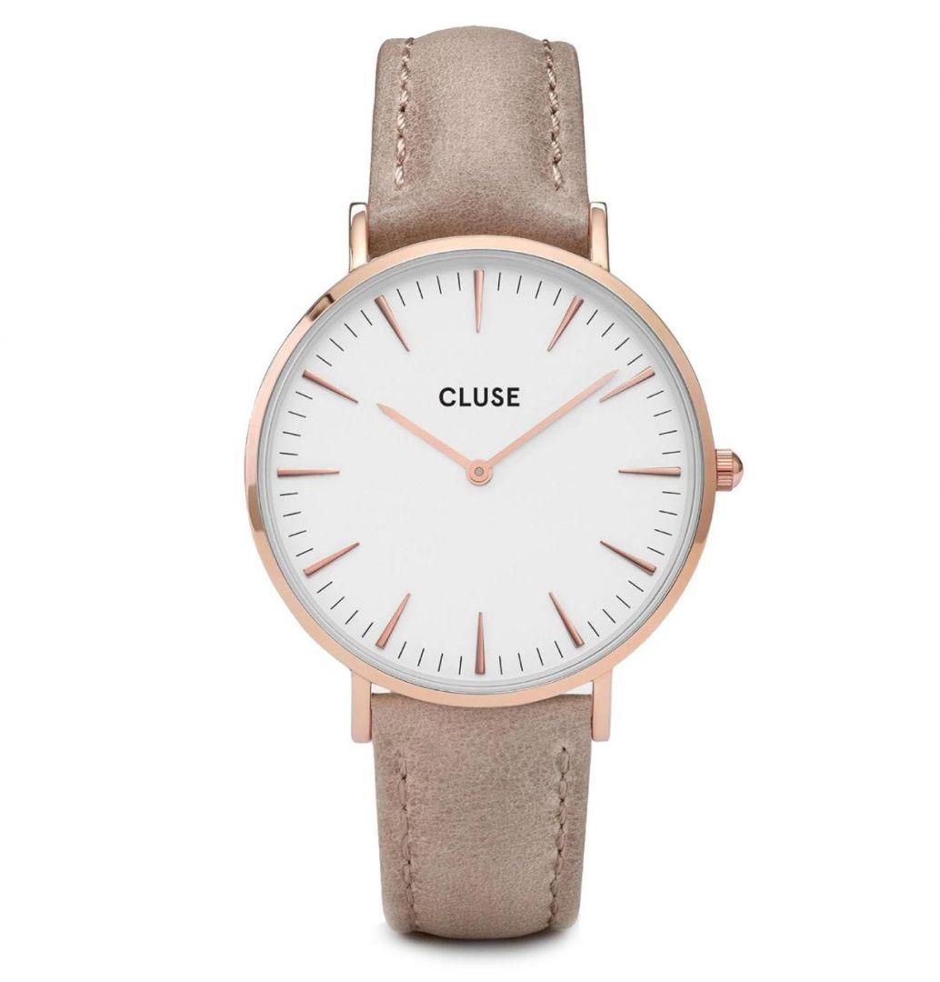 שעון יד אנלוגי cluse cl18031 קלוז
