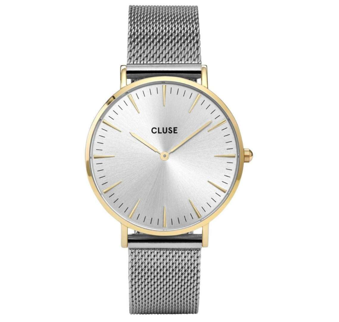 שעון יד אנלוגי cluse cl18115 קלוז