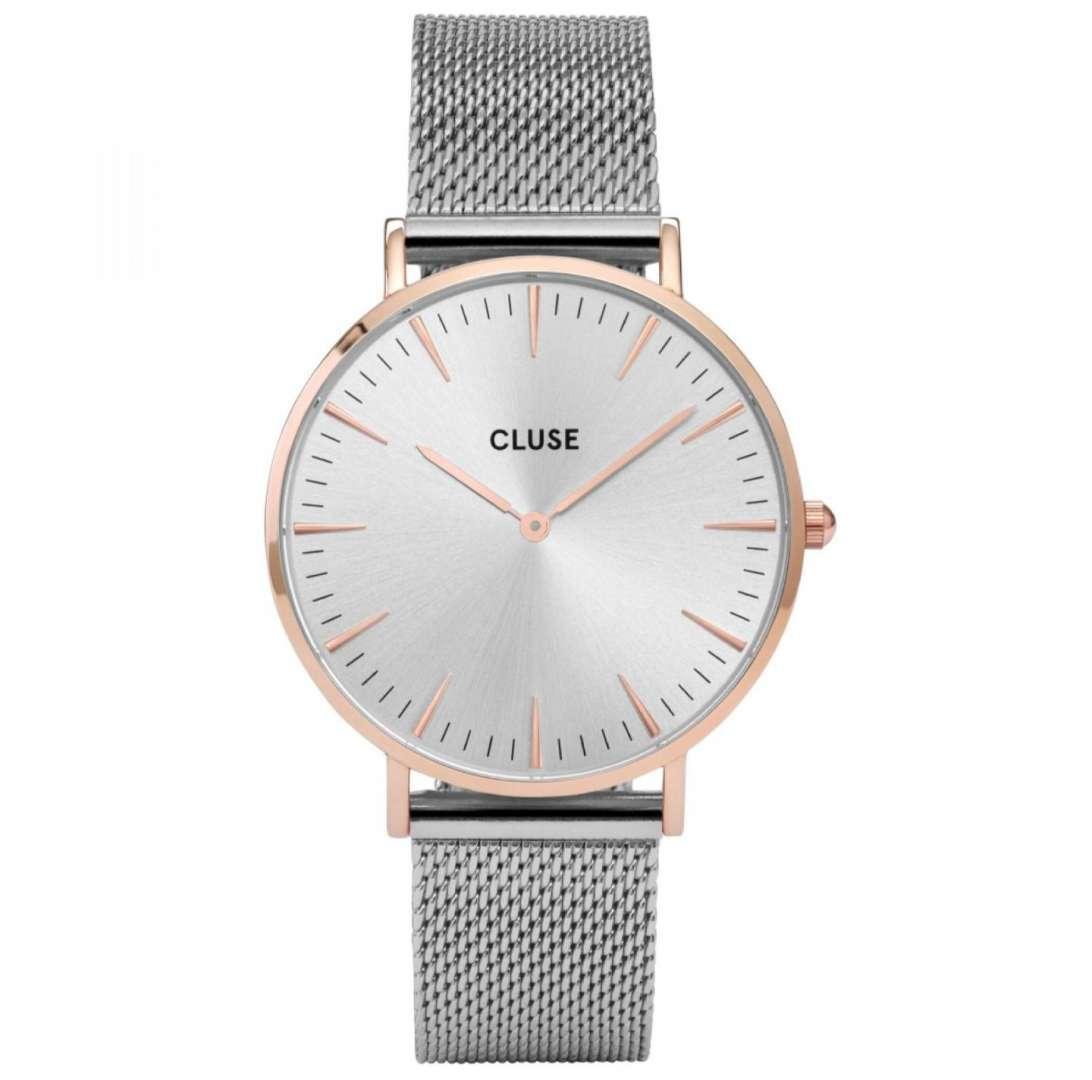 שעון יד אנלוגי cluse cl18116 קלוז