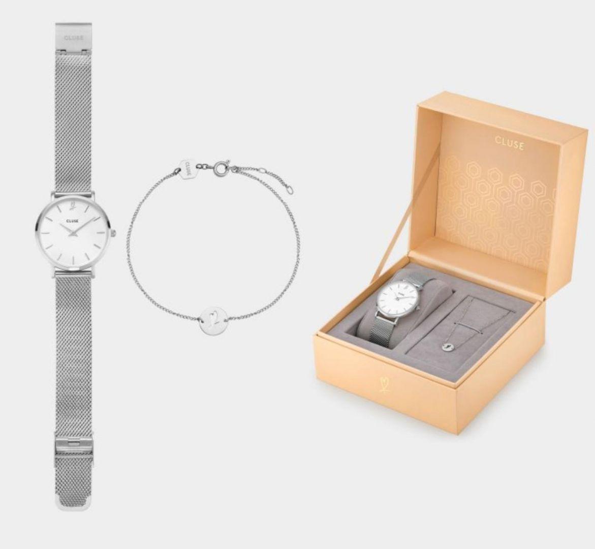 שעון יד אנלוגי cluse clg011 קלוז
