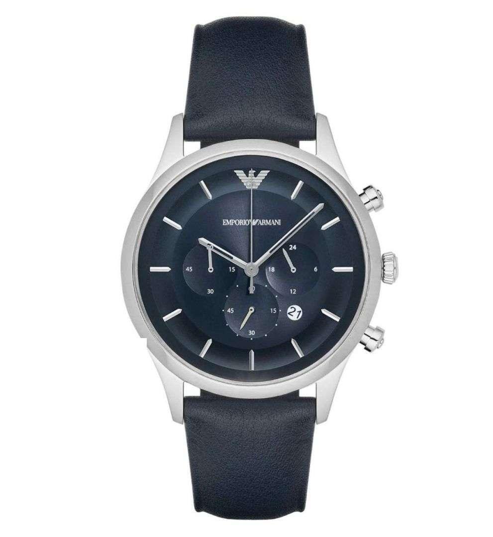 שעון יד אנלוגי לגבר emporio armani ar11018 אמפוריו ארמני