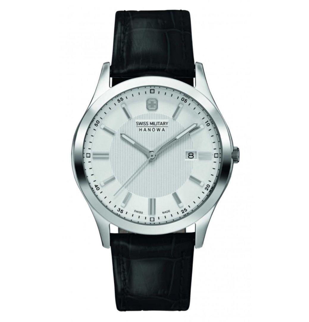 שעון יד אנלוגי swiss military 06-4182.04.001 סוויס מיליטרי הנואווה