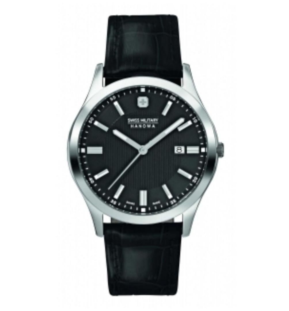 שעון יד אנלוגי swiss military 06-4182.04.007 סוויס מיליטרי הנואווה