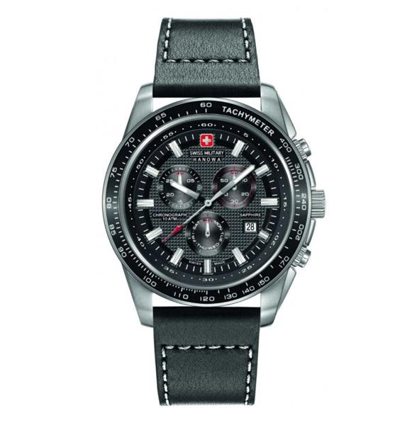 שעון יד אנלוגי swiss military 06-4225.04.007 סוויס מיליטרי הנואווה