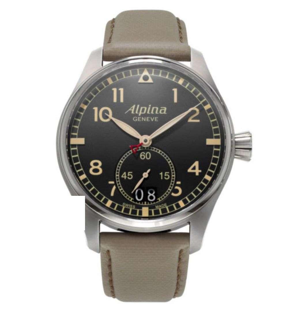 שעון יד אנלוגי alpina al-280bgr4s6 אלפינה