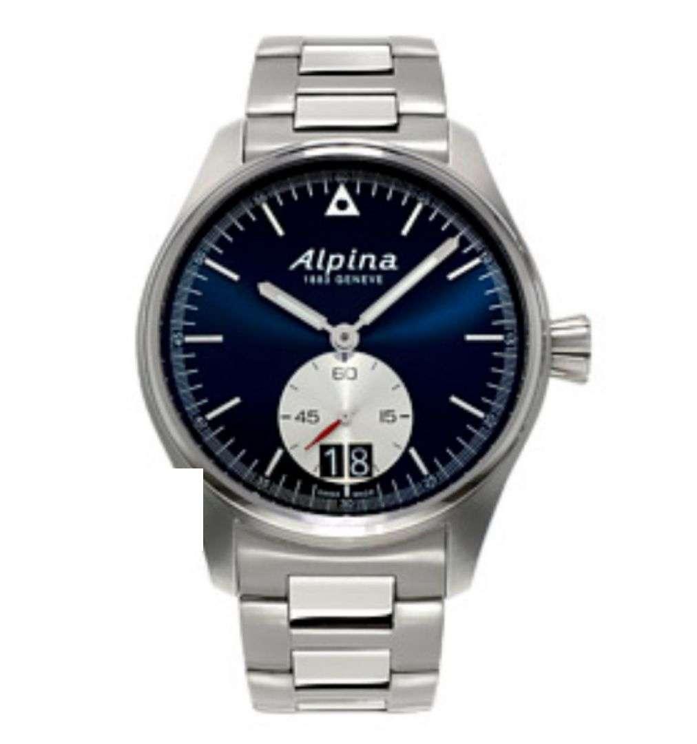 שעון יד אנלוגי alpina al-280ns4s6b אלפינה