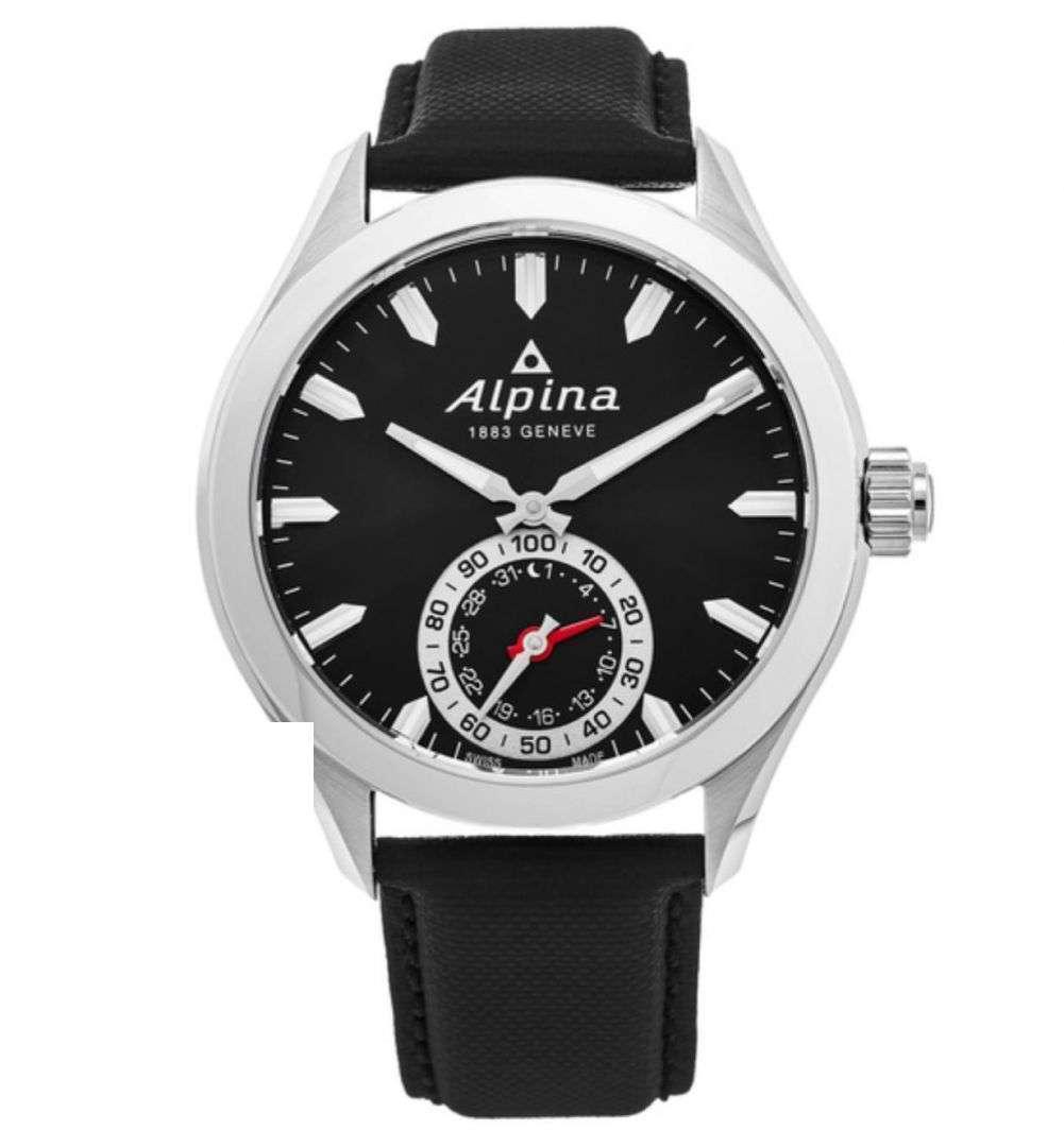 שעון יד אנלוגי alpina al-285bs5aq6 אלפינה