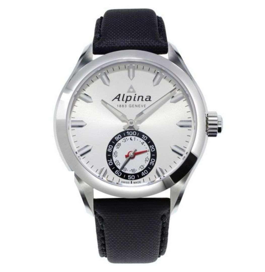 שעון יד אנלוגי alpina al-285s5aq6 אלפינה