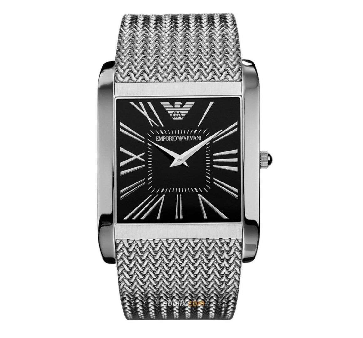 שעון יד אנלוגי לגבר emporio armani ar2012 אמפוריו ארמני