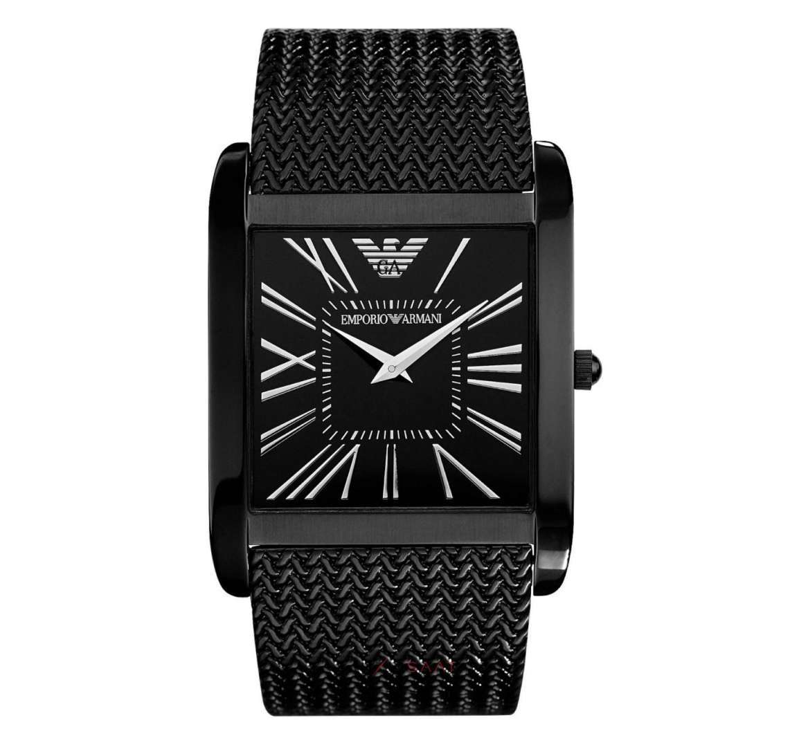 שעון יד אנלוגי לגבר emporio armani ar2028 אמפוריו ארמני