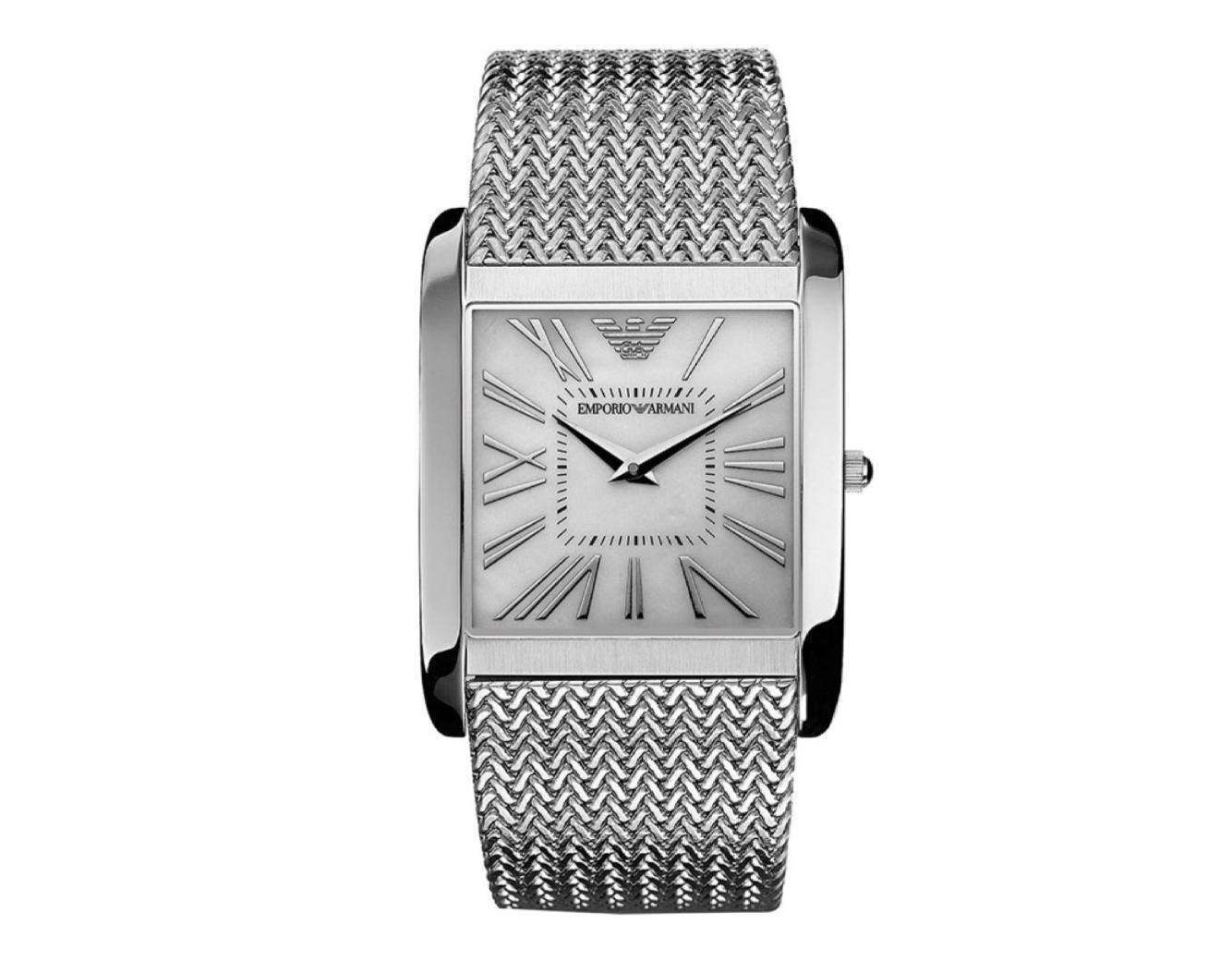 שעון יד אנלוגי לגבר emporio armani ar2015 אמפוריו ארמני