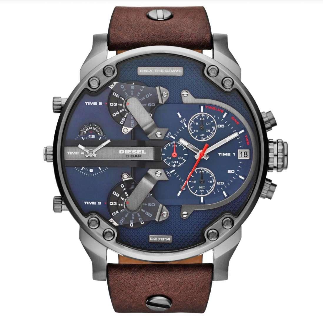 שעון יד אנלוגי diesel dz7314 דיזל