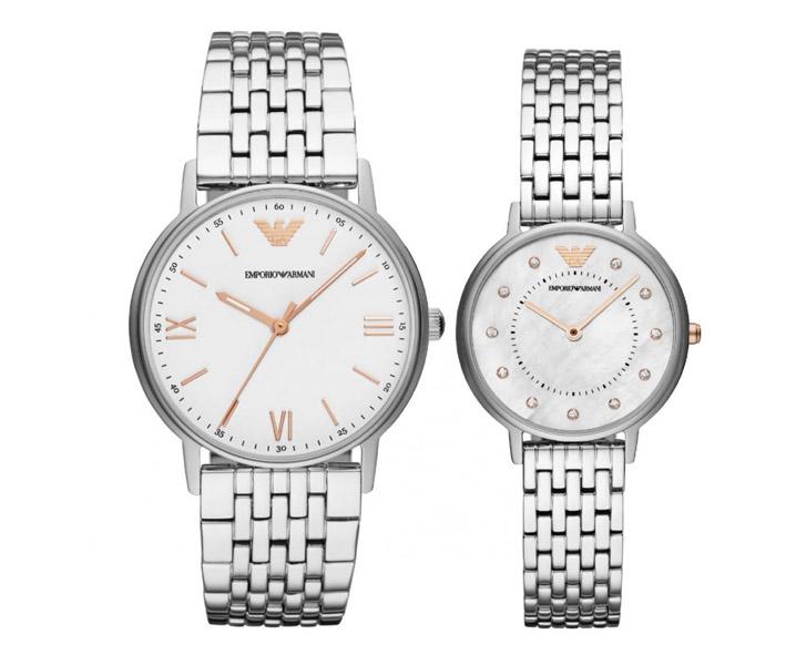 שעון יד אנלוגי emporio armani ar80014 אמפוריו ארמני