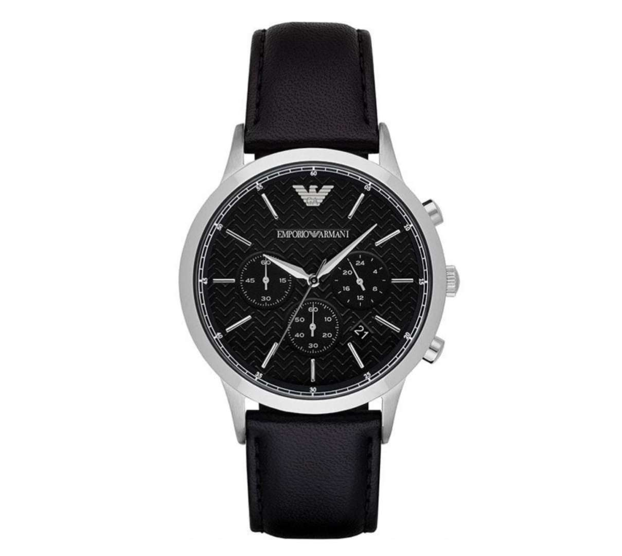 שעון יד אנלוגי לגבר emporio armani ar8034 אמפוריו ארמני