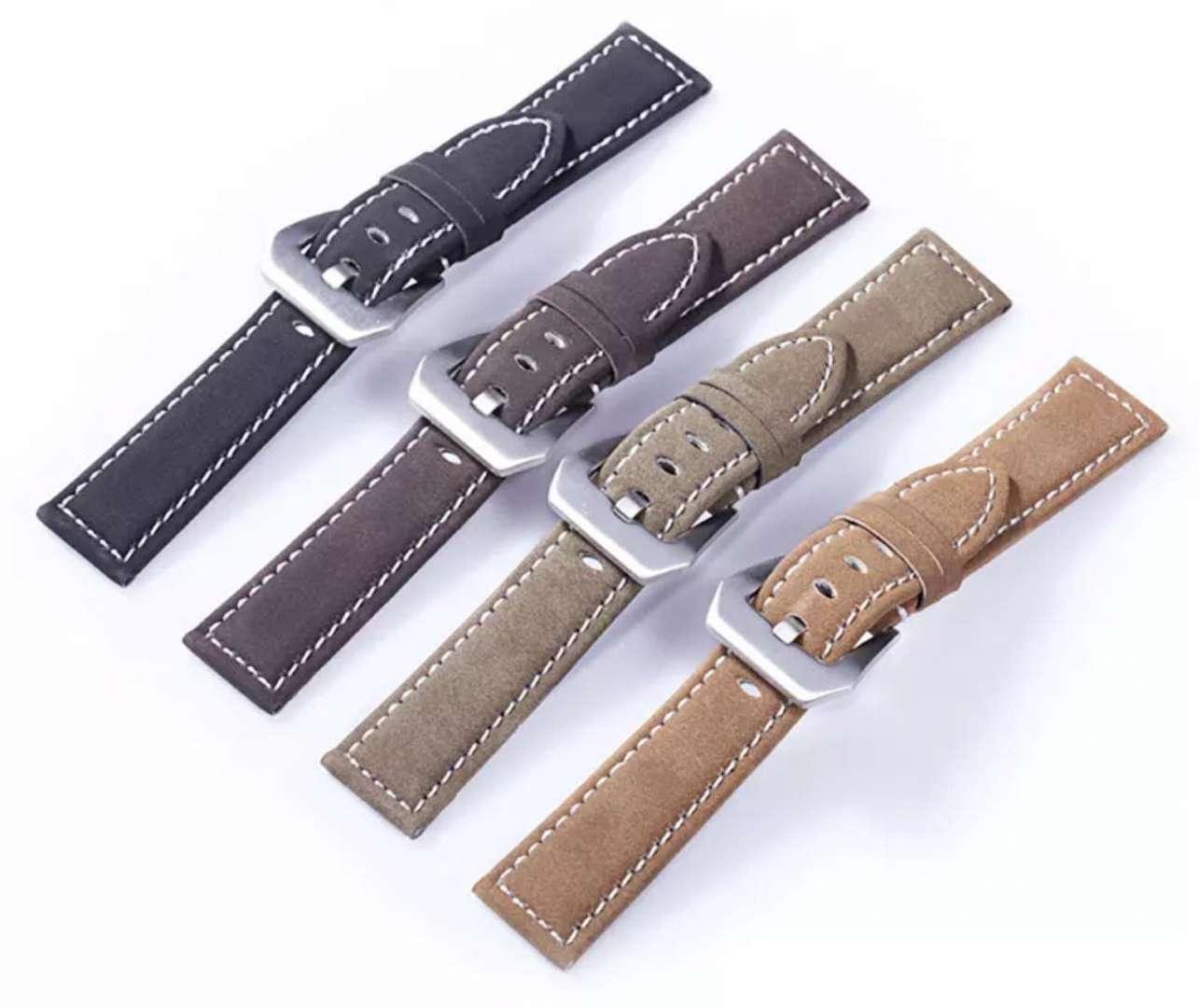 רצועות עור לשעונים